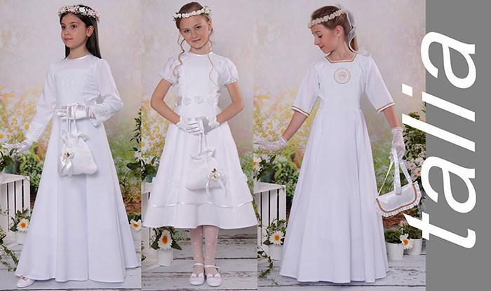 6e77a7d28d Sukienki komunijne - Dziewczynki - Pierwszakomunia.pl