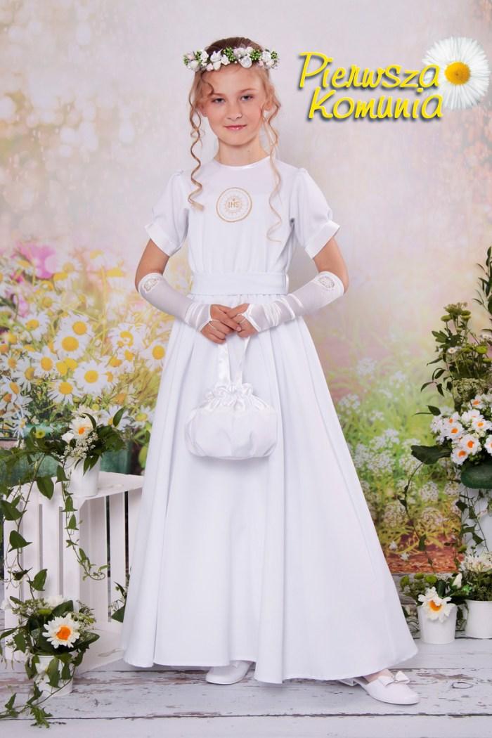 63e1287b55 Sukienki klasyczne - Sukienki komunijne - Pierwszakomunia.pl