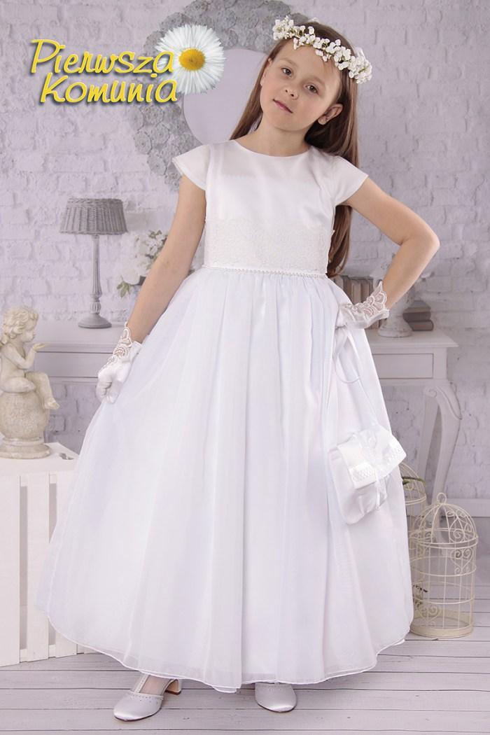 a2433f5c97 Sukienki elegancka kolekcja - Dziewczynki - Pierwszakomunia.pl